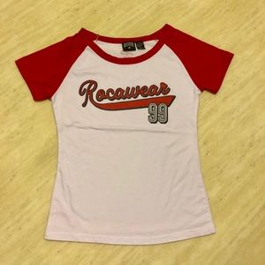 $30 For 2 ♥️ New Rocawear Logo Printed 99 T-shirt